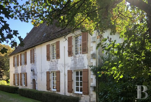 chateaux for sale France aquitaine   - 2