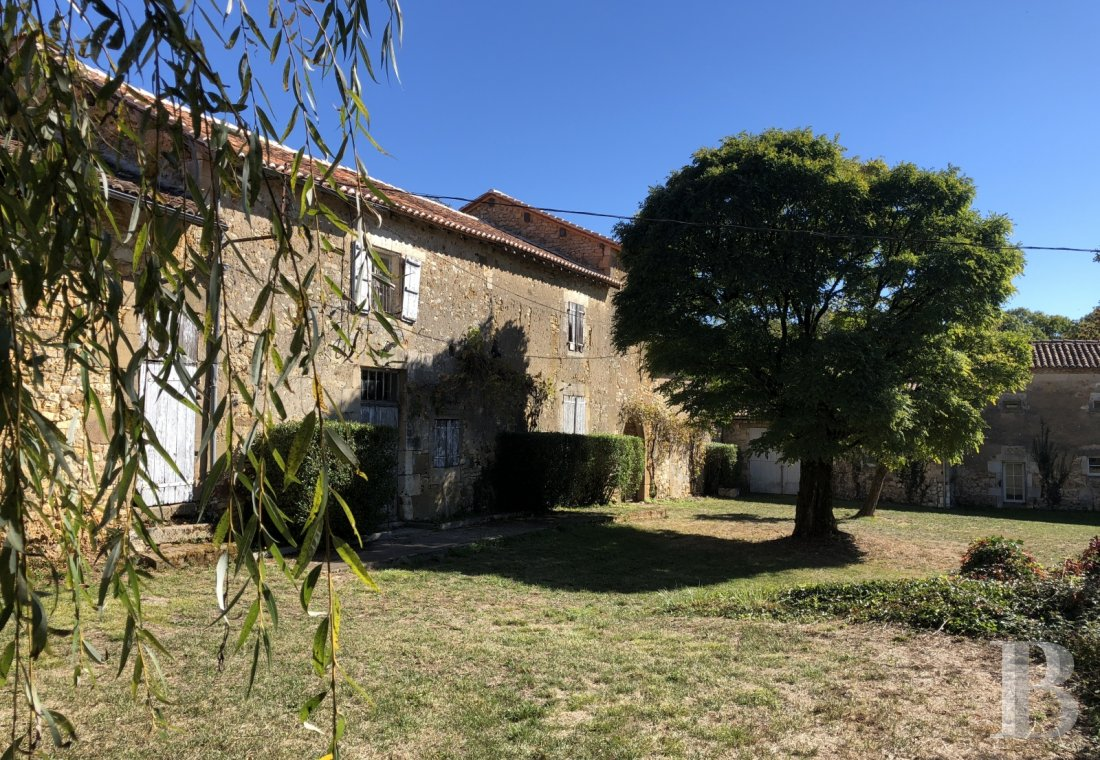 chateaux for sale France aquitaine   - 13