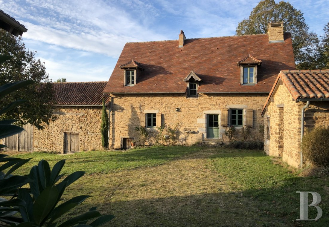 french farms for sale aquitaine   - 1