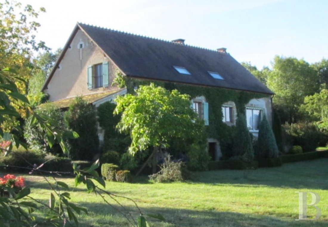 french farms for sale auvergne   - 1