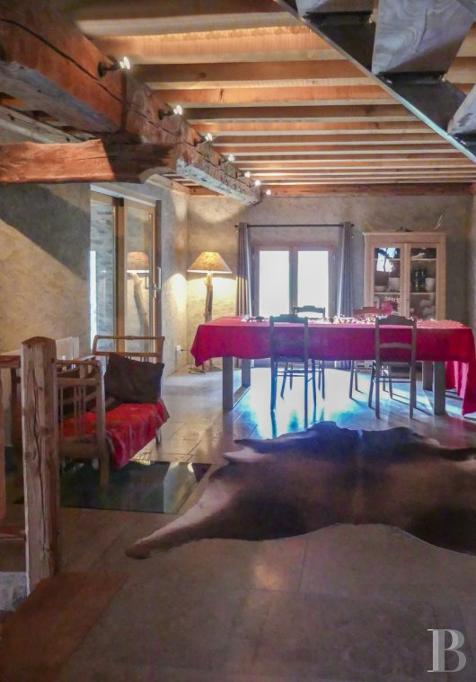 french village houses for sale rhones alps   - 4