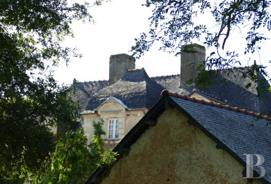 chateaux for sale France brittany   - 7