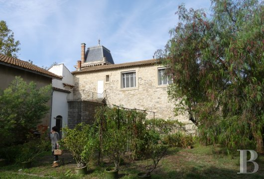 mansion houses for sale France languedoc roussillon   - 21