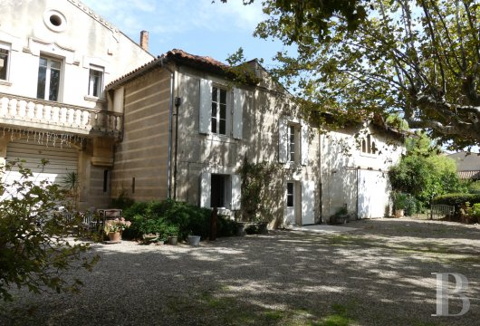 mansion houses for sale France languedoc roussillon   - 14