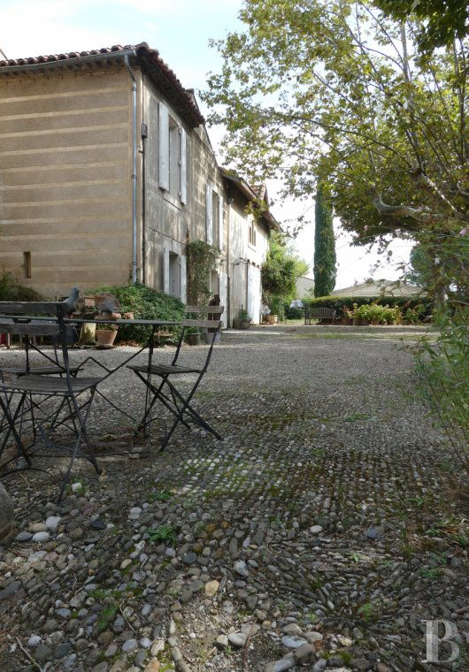 mansion houses for sale France languedoc roussillon   - 15