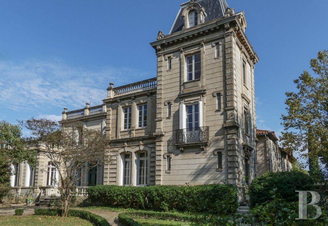 mansion houses for sale France languedoc roussillon   - 1