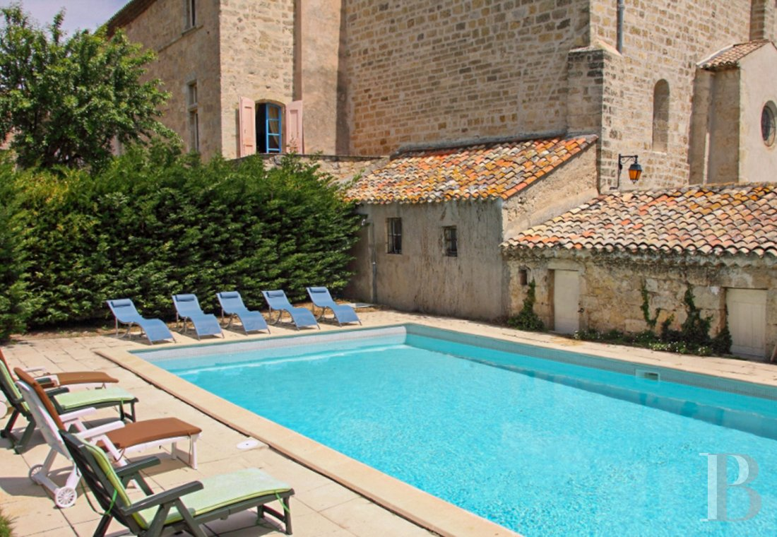 chateaux for sale France languedoc roussillon   - 15