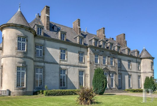 chateaux for sale France brittany   - 4