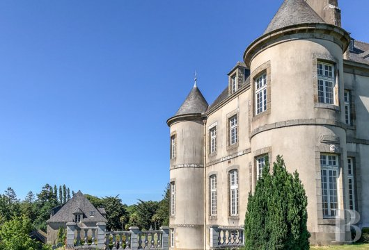 chateaux for sale France brittany   - 5