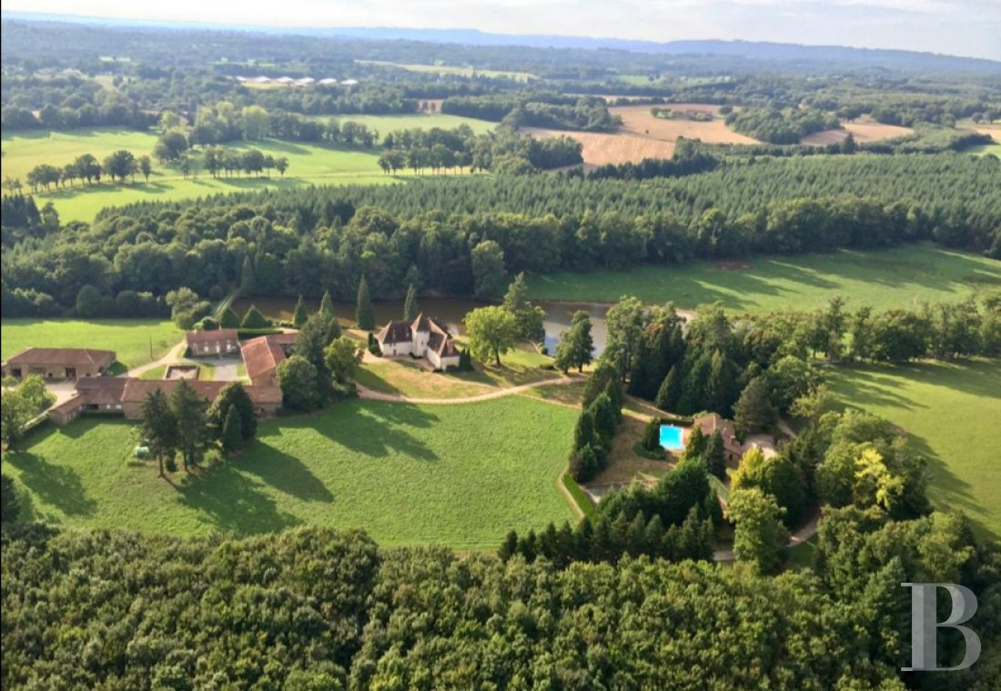 France mansions for sale limousin   - 1