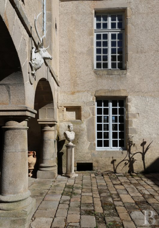 chateaux for sale France limousin   - 4