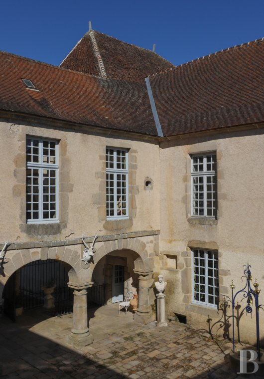 chateaux for sale France limousin   - 3