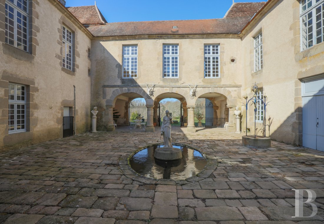 chateaux for sale France limousin   - 2