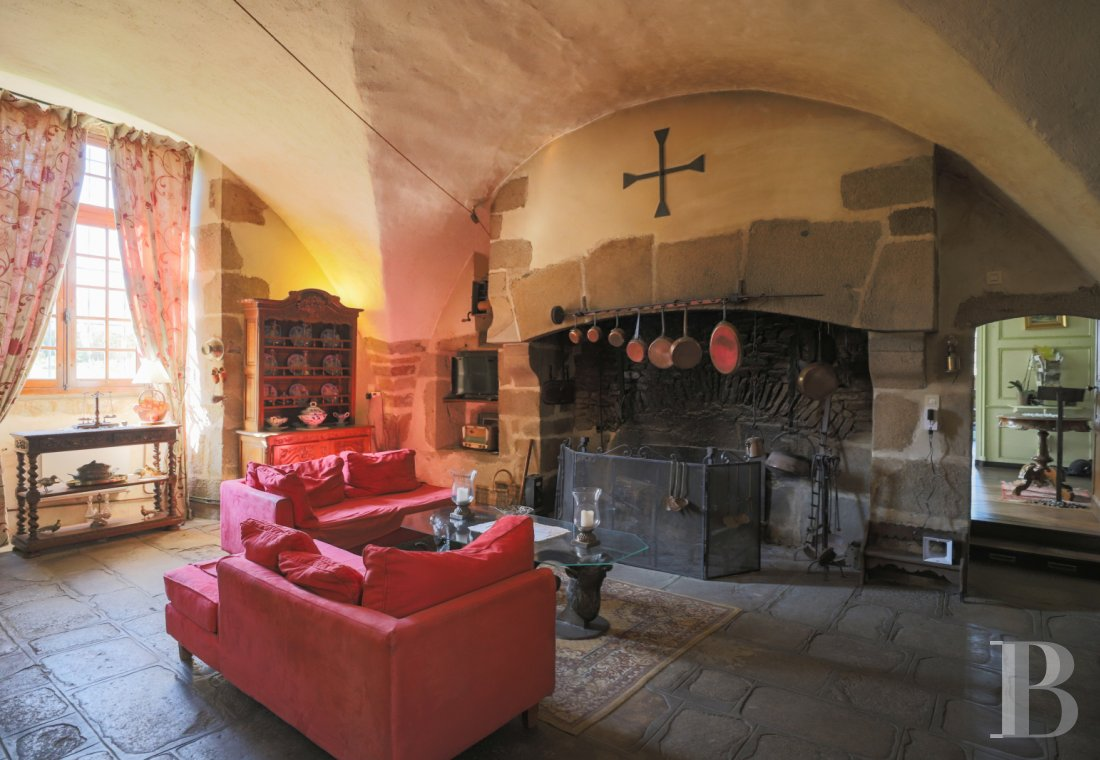 chateaux for sale France limousin   - 14