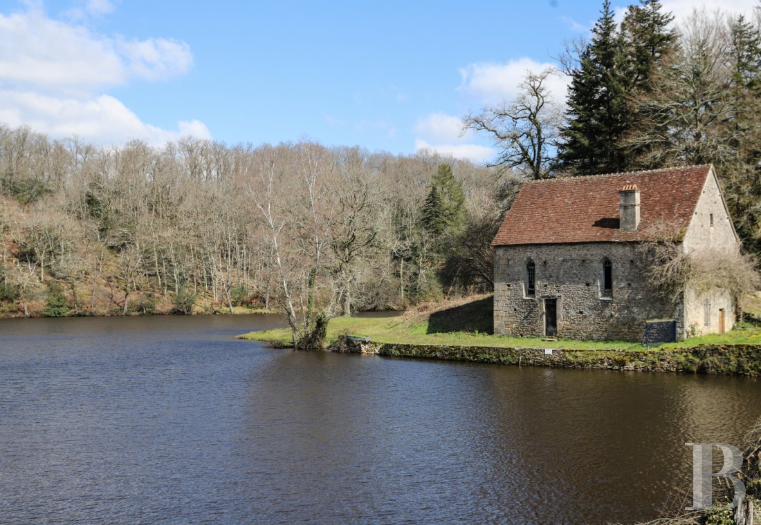 chateaux for sale France limousin   - 20