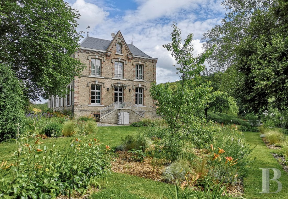 France mansions for sale picardy   - 5