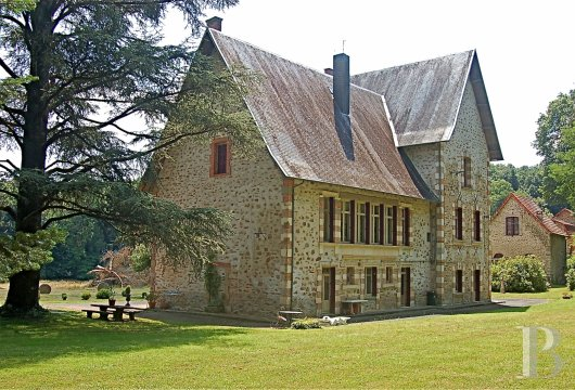 property for sale France limousin residences equestrian - 2
