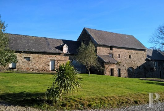 France mansions for sale lower normandy   - 6
