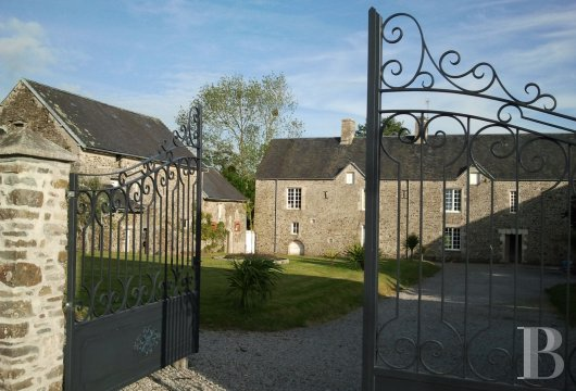 France mansions for sale lower normandy   - 5