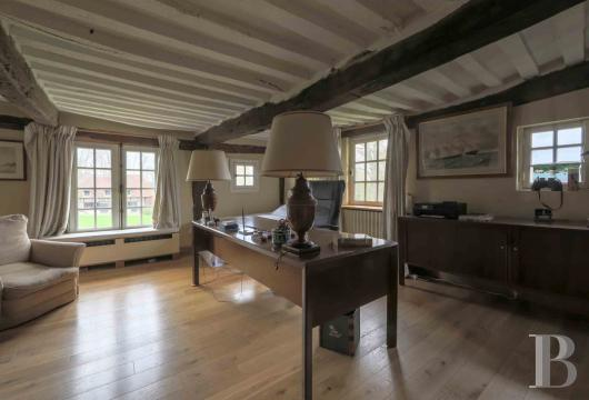 France mansions for sale lower normandy manors farms - 10