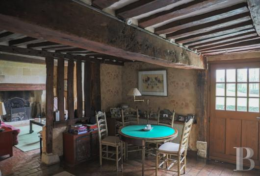 France mansions for sale lower normandy manors farms - 9