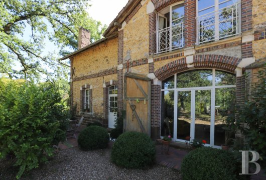 France mansions for sale burgundy character houses - 14