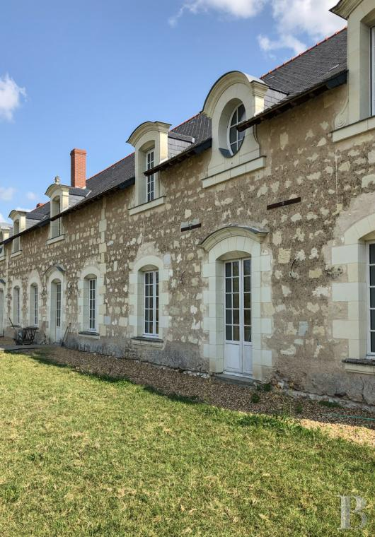 character properties France pays de loire character houses - 3