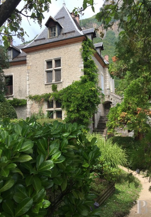 chateaux for sale France rhones alps   - 4