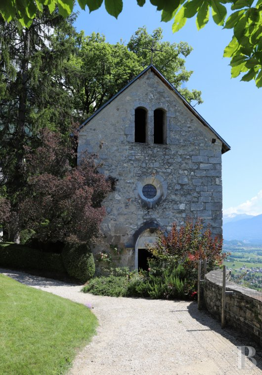 chateaux for sale France rhones alps   - 16