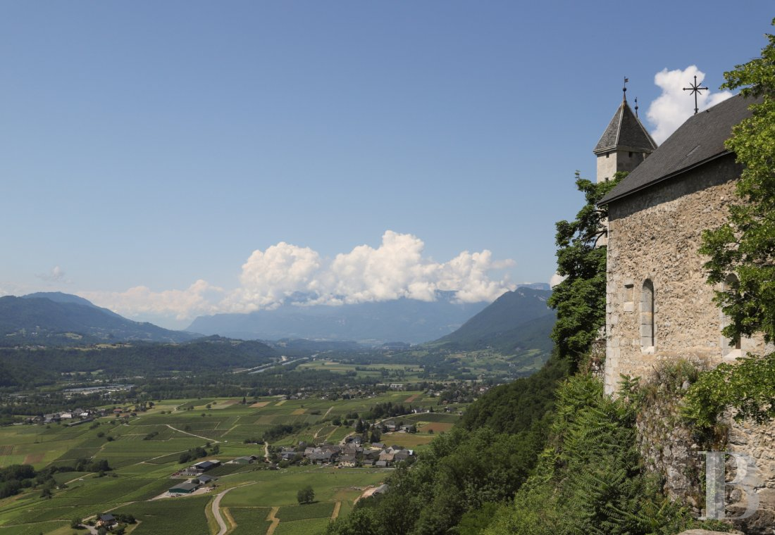 chateaux for sale France rhones alps   - 23