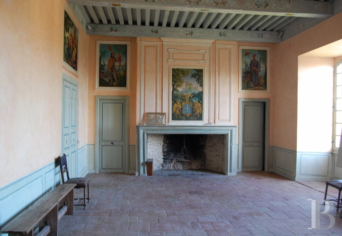 chateaux for sale France midi pyrenees   - 5