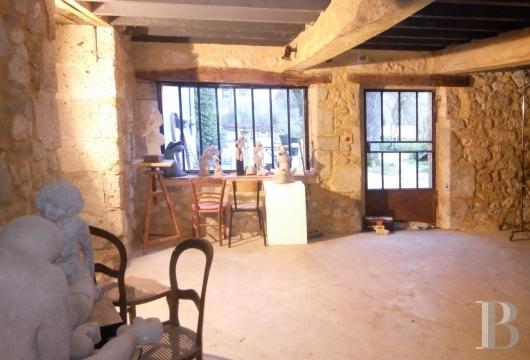 character properties France aquitaine calm renovation - 17