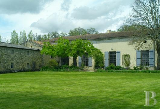 character properties France aquitaine calm renovation - 2