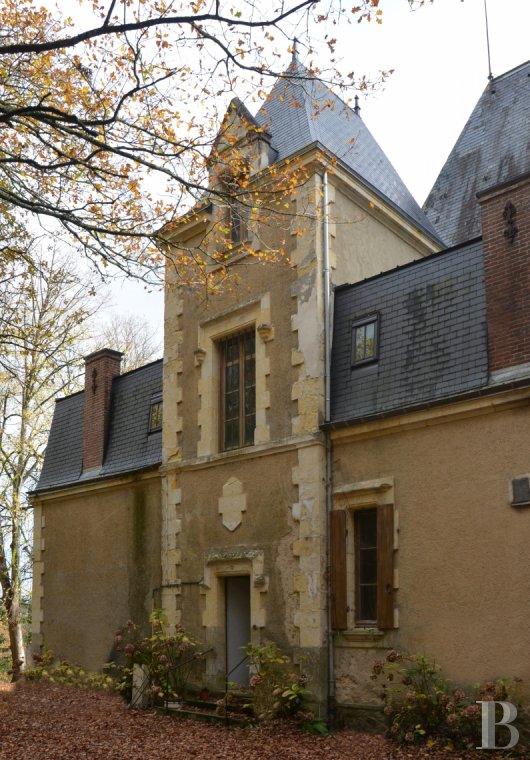chateaux for sale France pays de loire residences hunting - 2