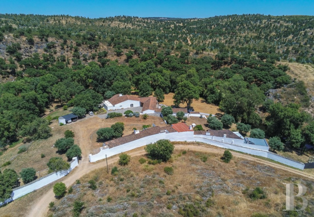 A renovated, 18th century estate in Alandroal,<br/>on the banks of the river Lucefecit in the Alentejo region
